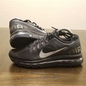 Nike Air Max 2013 Black Size 8.5